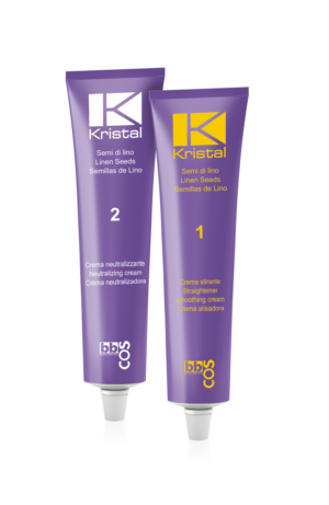 Kristal straight hair cream