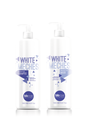 White metches bbcos shampoo mask