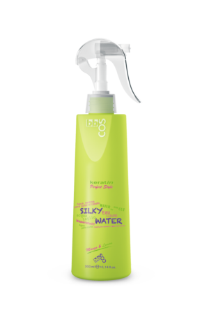 Keratin perfect style silky water bbcos