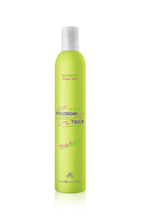 Keratin Perfect Style finishing touch bbcos